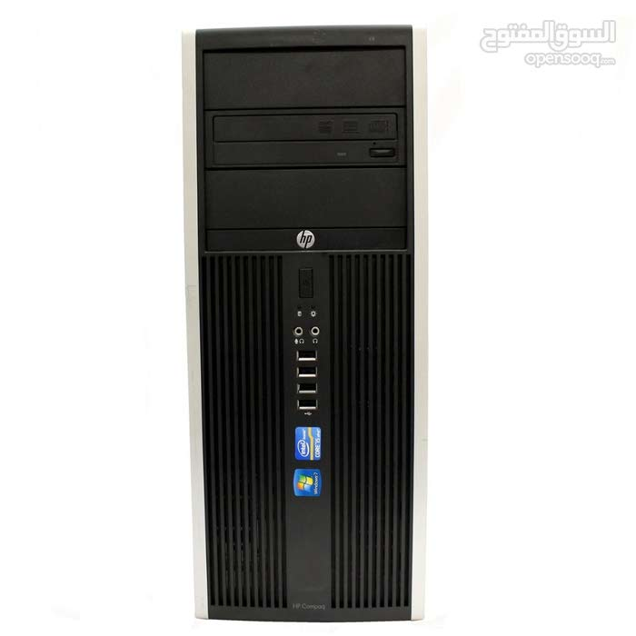 8Gb Ram HP 8200 Elite core i7-2600 3,5 Ghz SSD HDD