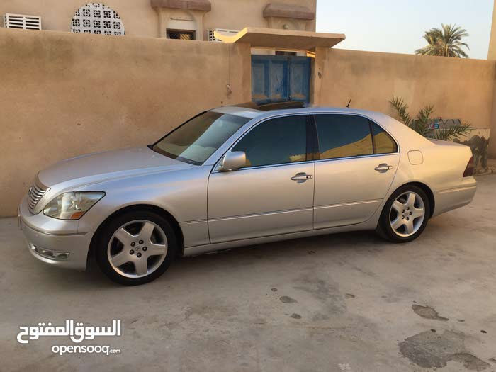 Used 2005 Lexus LS for sale at best price