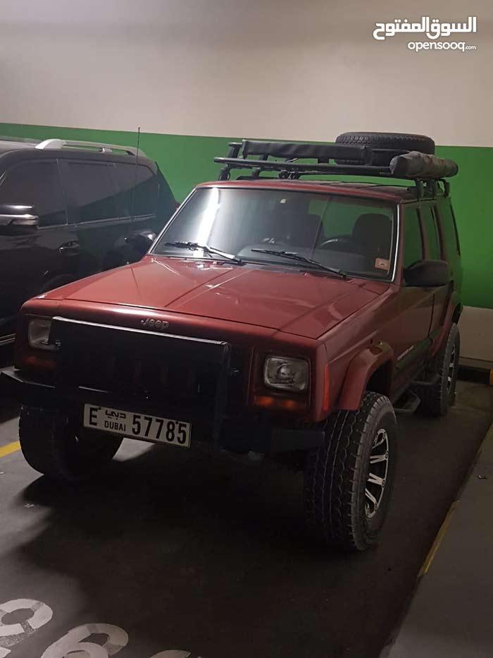 Jeep Cherokee in Sharjah
