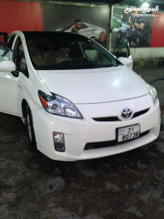 Toyota Prius 2010 for sale in Amman