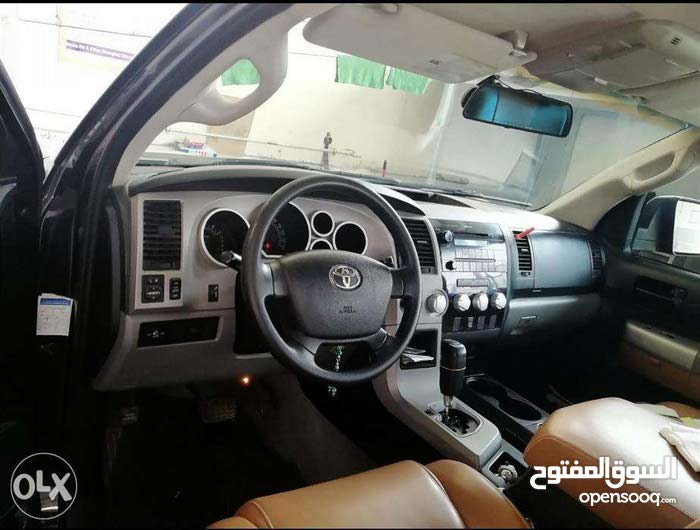 Used condition Toyota Tundra 2011 with 1 - 9,999 km mileage