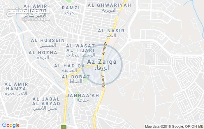 apartment for sale in Zarqa- Dahiet Al Amera Haya