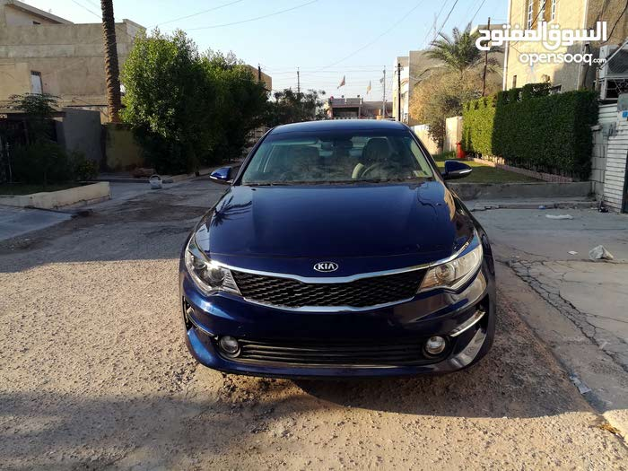 Kia Optima car for sale 2017 in Baghdad city