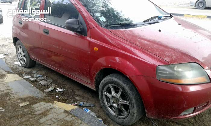 Manual Daewoo 2008 for sale - Used - Tripoli city
