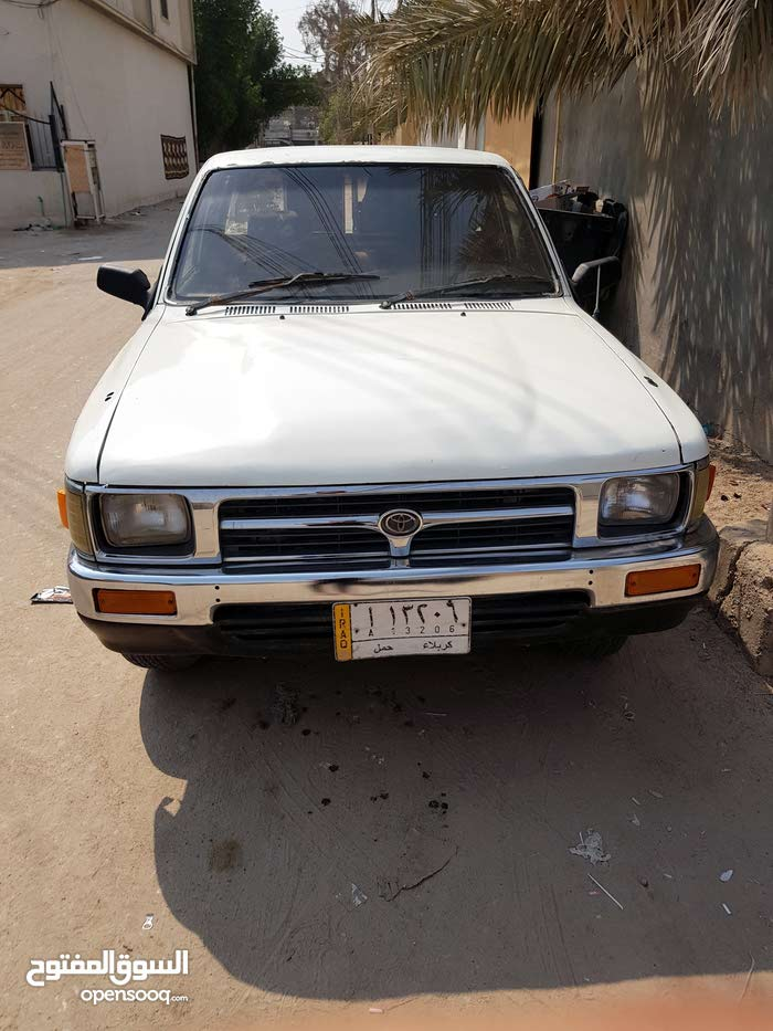 Available for sale! 10,000 - 19,999 km mileage Toyota Sparky 1994