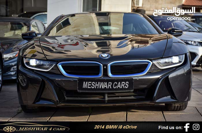 Used 2014 Bmw I8 For Sale At Best Price 93520815 Opensooq