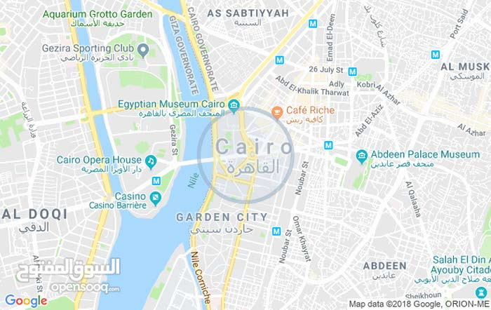 for sale apartment in Cairo  - Nozha