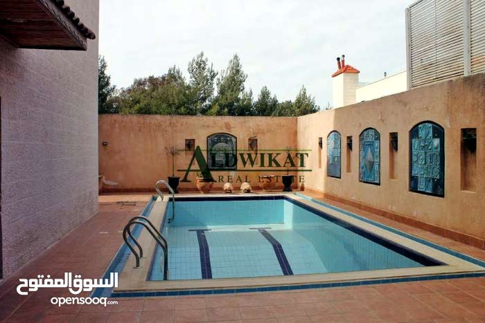 5 rooms  Villa for sale in Amman city Al Kursi