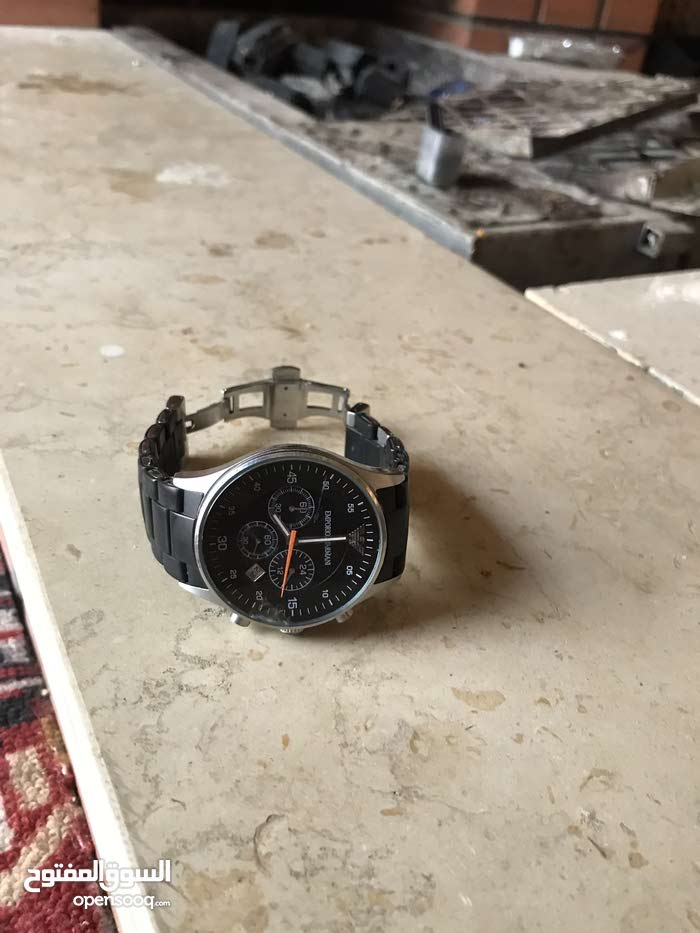 ساعة إمبوريو آرماني الاصلية