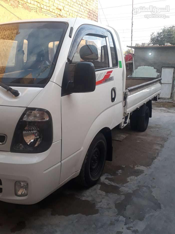 Diesel Fuel/Power   Kia Bongo 2014
