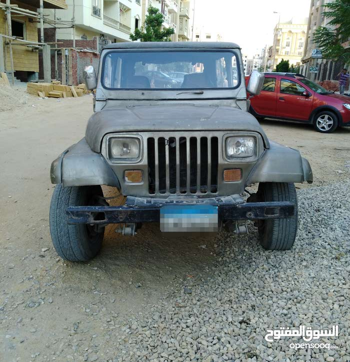 Used Jeep Wrangler for sale in Cairo