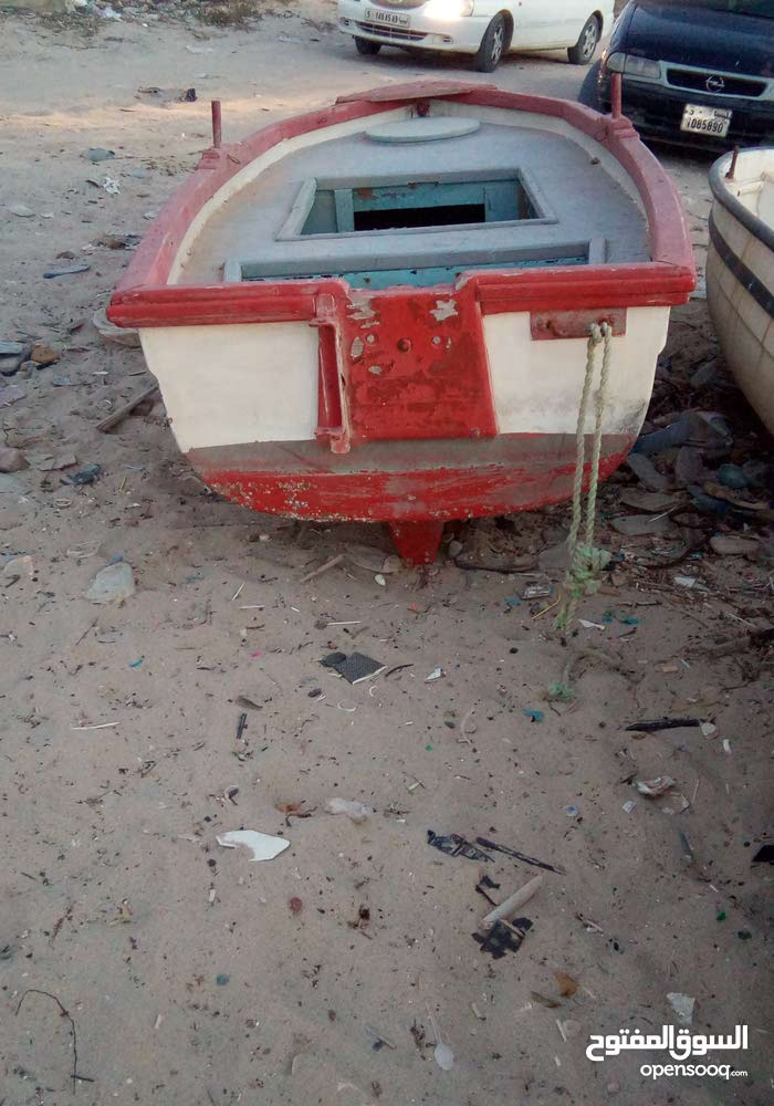 Used Motorboats in Tripoli is up for sale