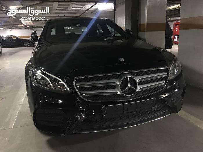 Mercedes Benz E 200 2018 for rent