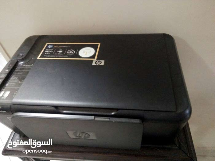 طابعة (hp deskjet (copy, print ,scan مش ليزر