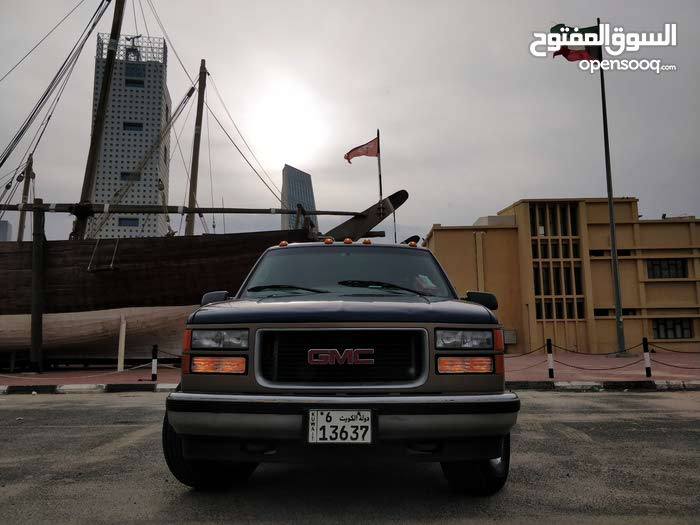 Automatic GMC 1998 for sale - Used - Kuwait City city