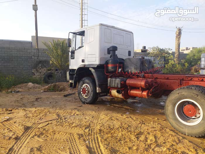 Truck in Tripoli is available for sale