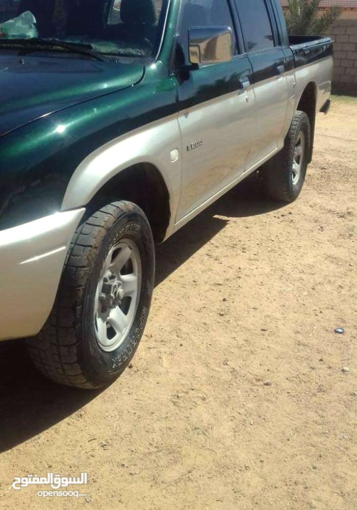 2006 Used Mitsubishi L200 for sale