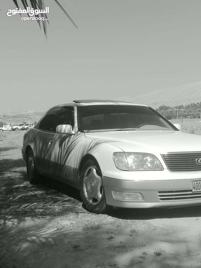 Lexus LS 1998 For sale - White color