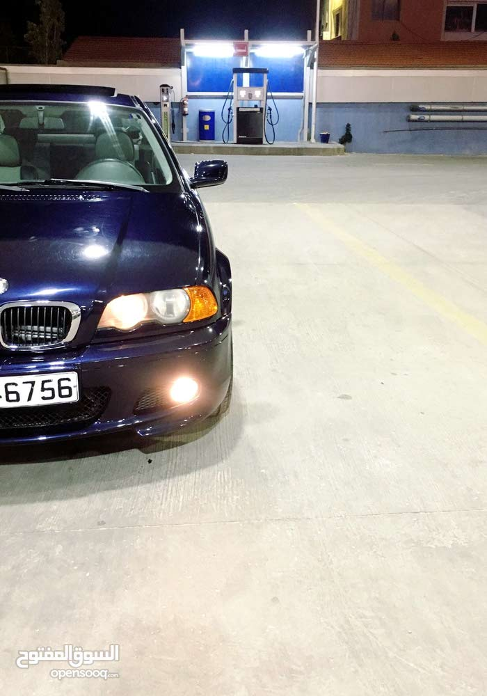 BMW 318 2000 for sale in Irbid