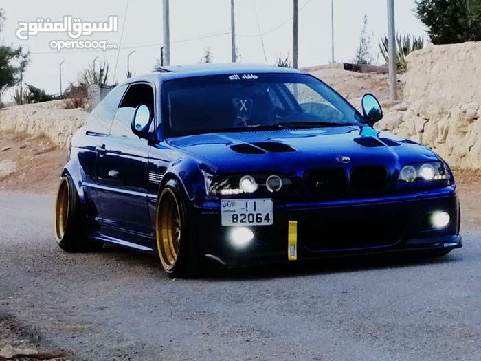 2001 BMW M3 for sale in Amman