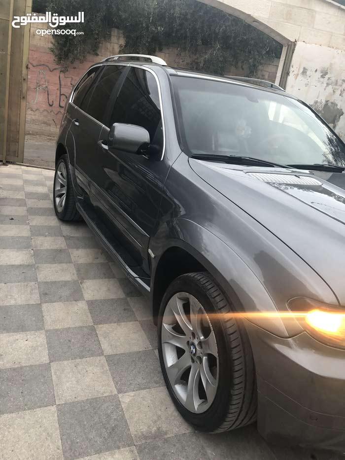 km BMW X5 2004 for sale