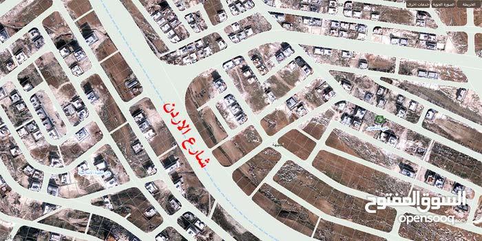 ارض 750م للبيع سكنية حي المنصور ( ام حليليفة )