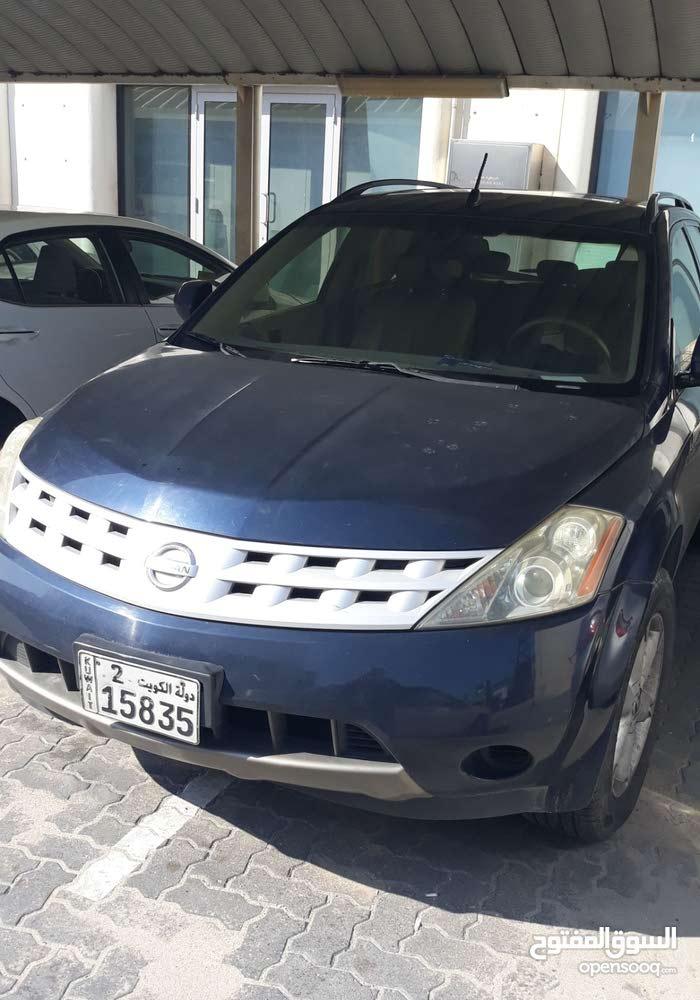 Automatic Blue Nissan 2006 for sale
