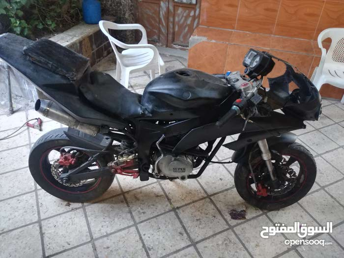 Yamaha motorbike for sale made in 2005