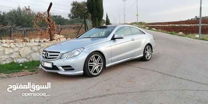 Mercedes coupe E250 -2013