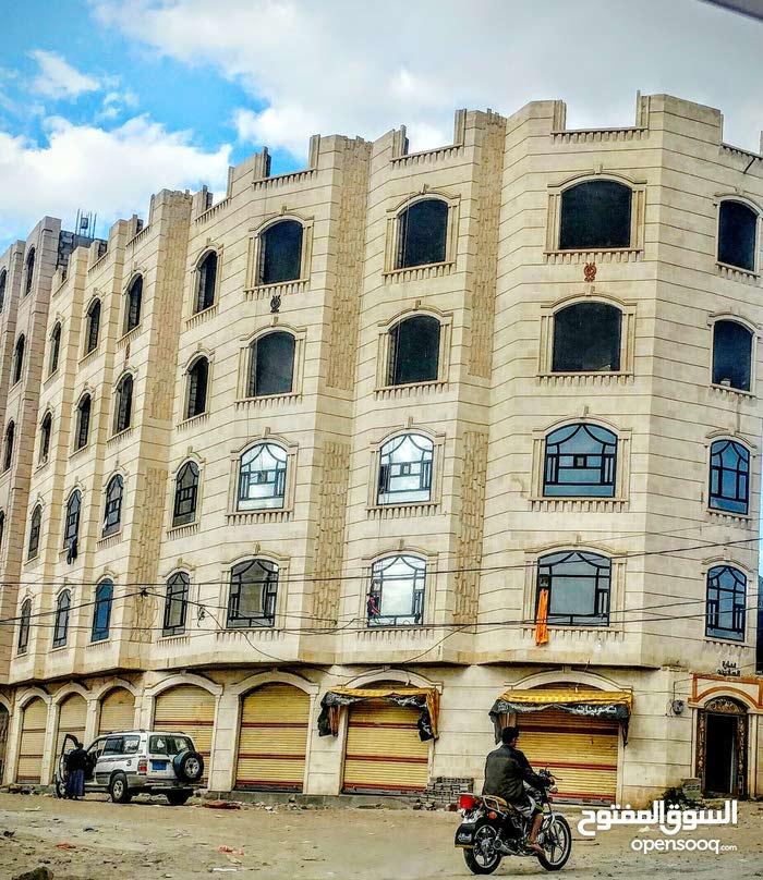عماره خمسه دور حجر شارعين 24 متر بسعر مغري جداً