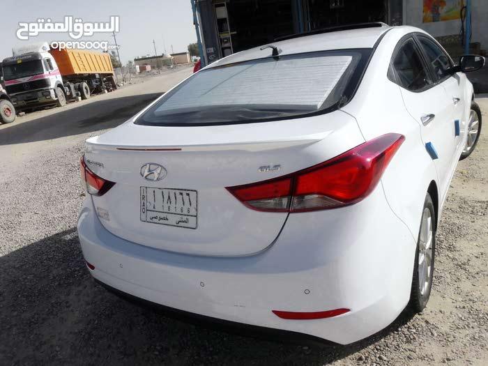 Hyundai Elantra car for sale 2015 in Dhi Qar city