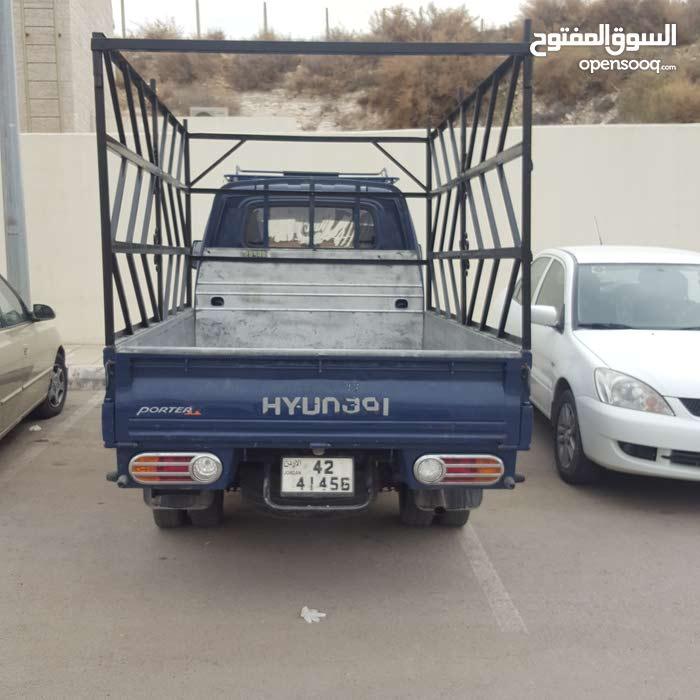 Hyundai Porter 2012 - Manual