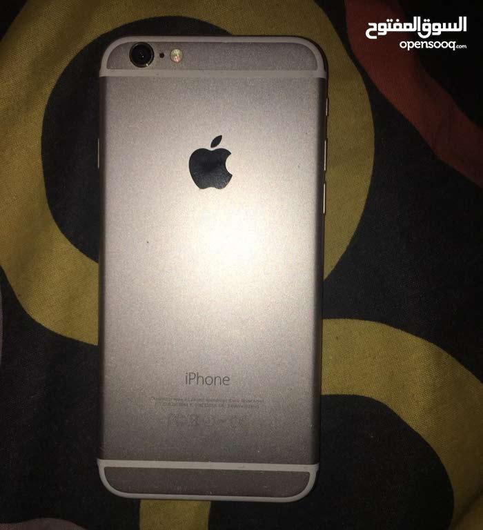جوال iPhone 6 نضييييف جدا اللون ذهبي كما هو موضح في الصور