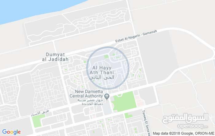apartment located in Damietta for rent - New Damietta