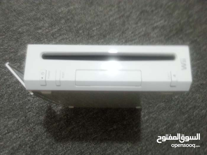 Nintendo Wii video game console up for sale. For hardcore gamers