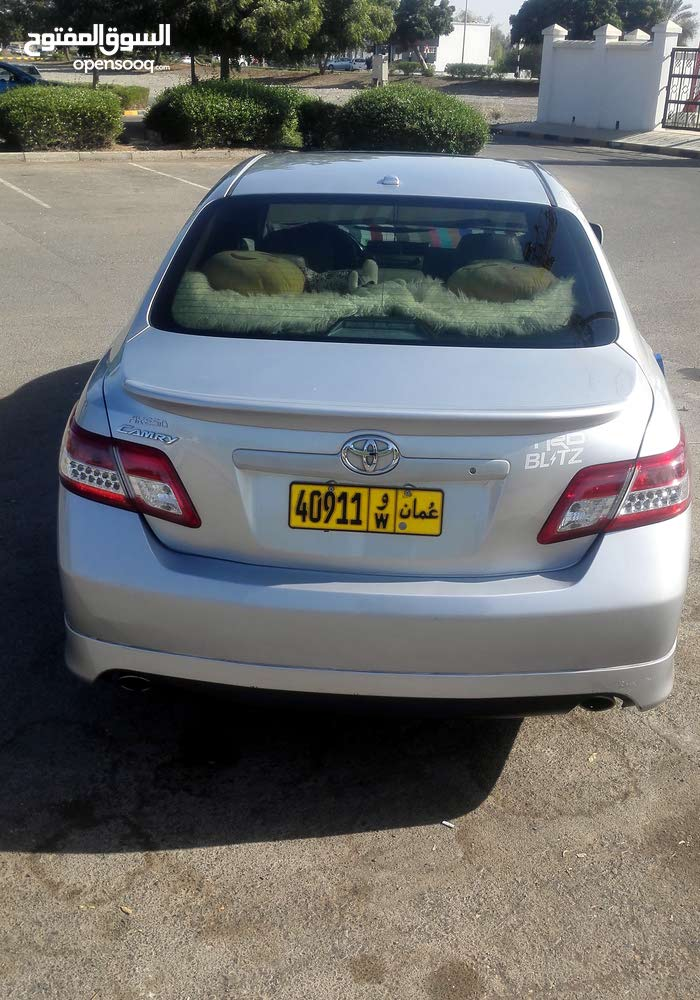 Toyota Camry 2011 For sale - Silver color