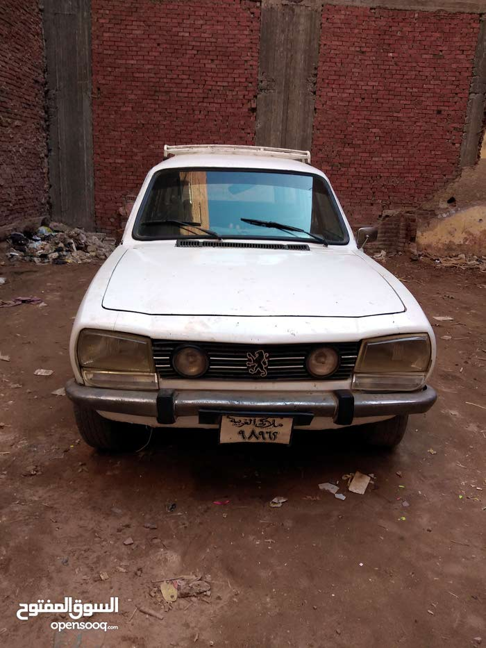 1975 Peugeot 504 for sale in Gharbia