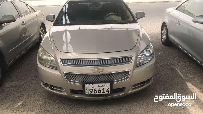 Chevrolet Malibu 2011 For sale - Gold color