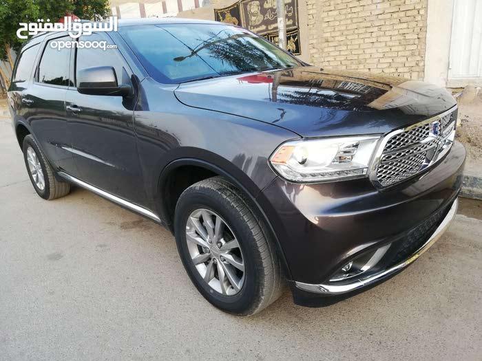 1 - 9,999 km Dodge Durango 2017 for sale