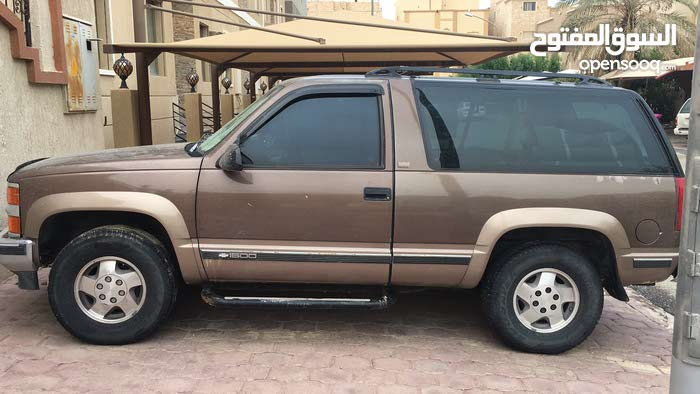 Automatic Green Chevrolet 1994 for sale