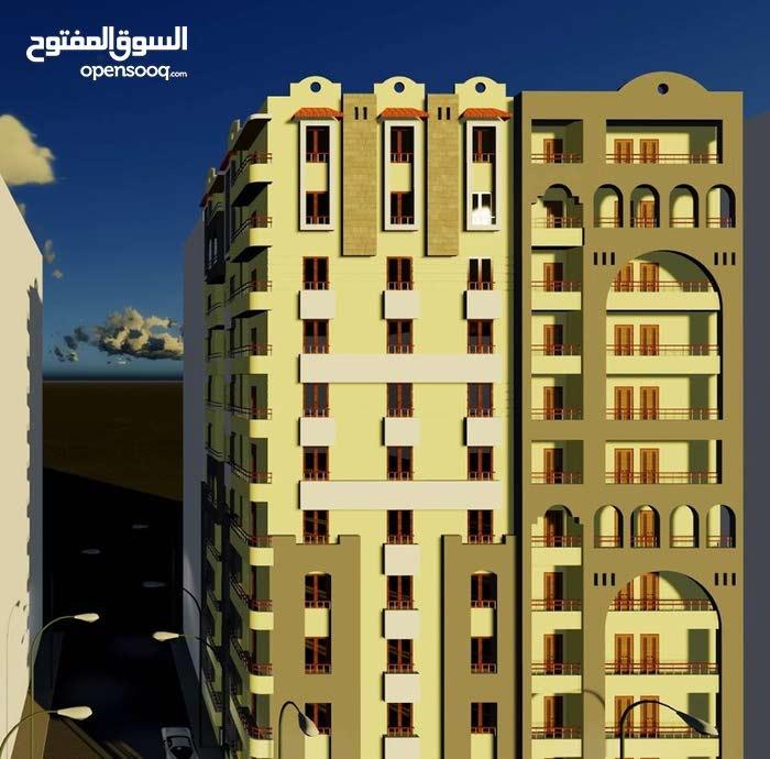 شقة 127م لقطة واجهة بحرية روعة من المالك باسيوط بالتقسيط