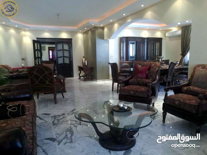 Third Floor  apartment for sale with 3 rooms - Amman city Swefieh