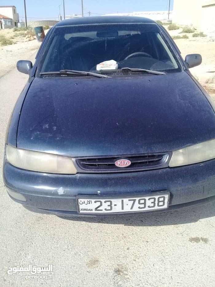 Kia Sephia car for sale 1995 in Mafraq city