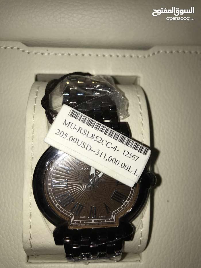 ساعة موركس جديدة غير مستخدمة
