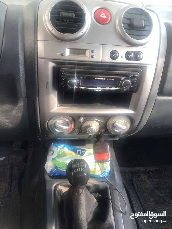 Manual Isuzu 2007 for sale - Used - Jerash city