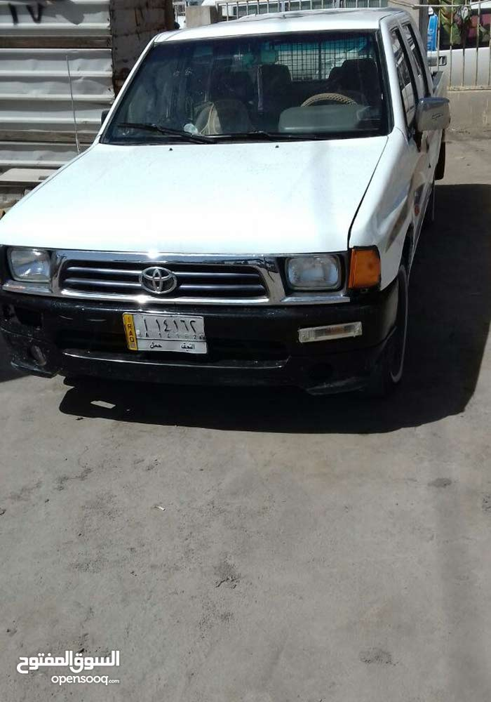 Isuzu Wizard car is available for sale, the car is in Used condition
