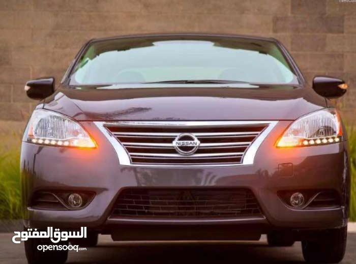 Sentra 2017 for rent in Alexandria
