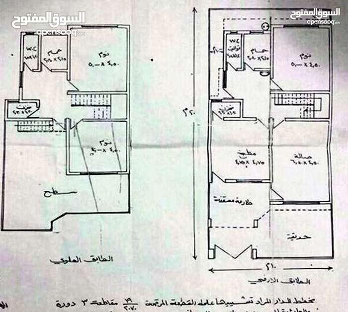Dora neighborhood Baghdad city - 200 sqm house for sale