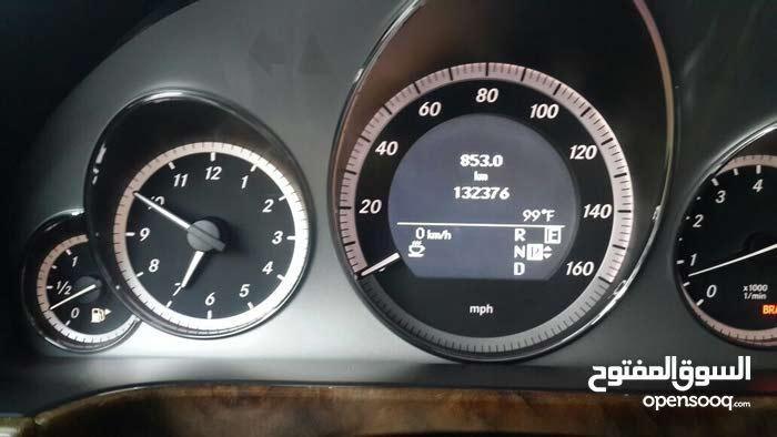 White Mercedes Benz E 350 2011 for sale