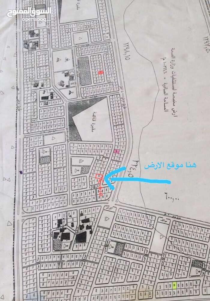 أرض بمدينة جازان بمخطط الروابي ضاحية الملك عبدالله